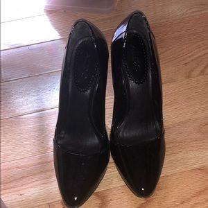 Shoes - Patten Leather heels